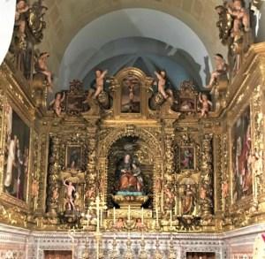 リスボン大聖堂内3