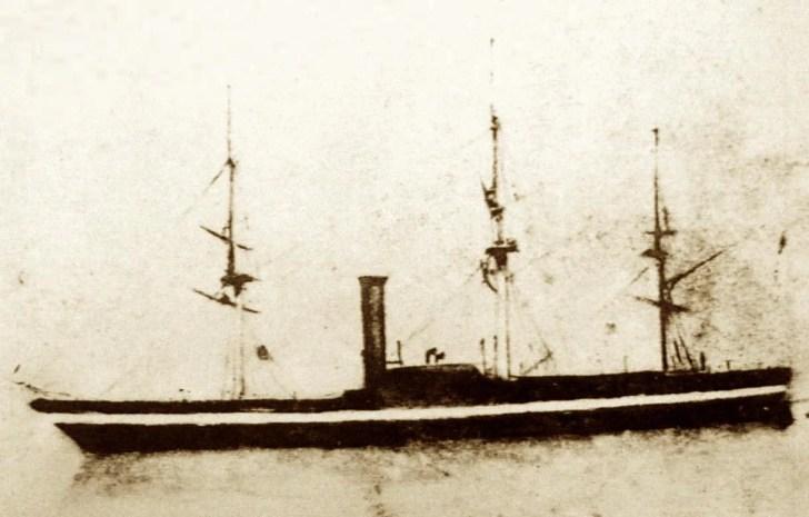 USSポーハタン号