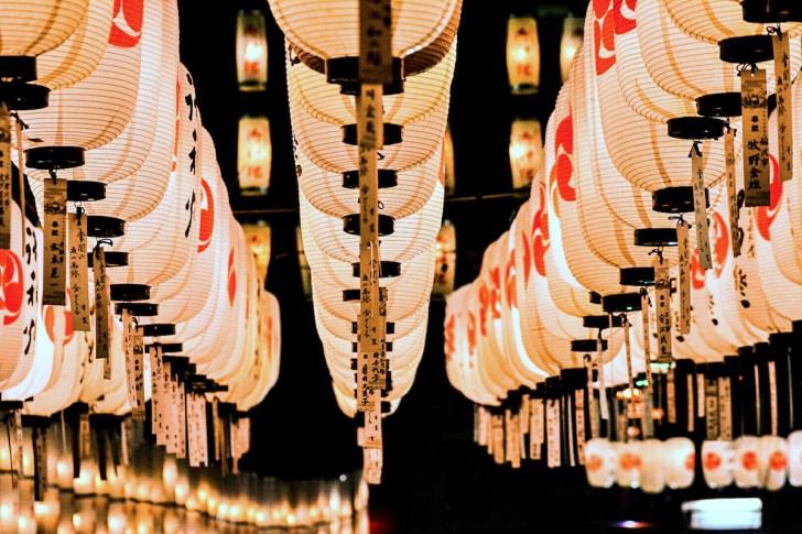 多賀大社『万灯祭』