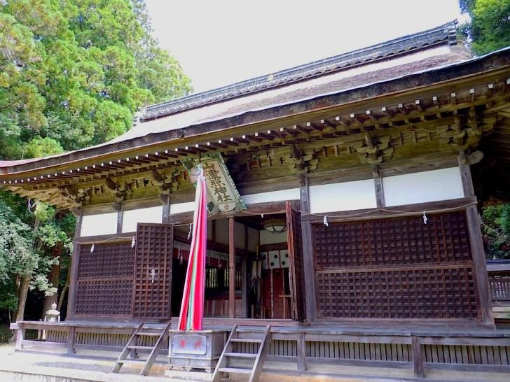 山津照神社