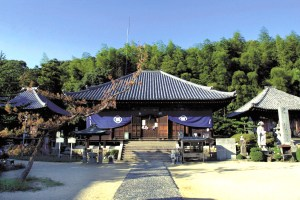 浄土寺(四国八十八ヶ所霊場第49番札所)