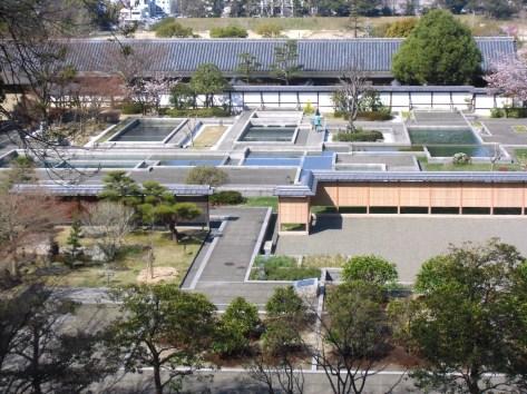 松山城二之丸史跡庭園