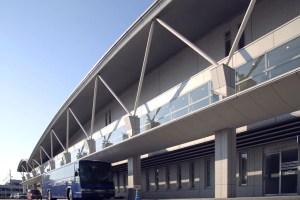 松山観光港ターミナル