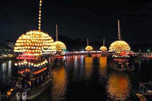 津島天王祭