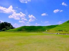 青塚古墳史跡公園