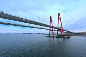 名港トリトン・名港西大橋