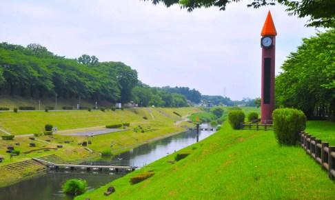 運河水辺公園(利根運河)