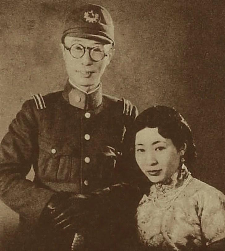 愛新覚羅溥傑、浩夫妻