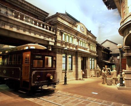 関門海峡ミュージアム(海峡ドラマシップ)