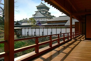 小倉城庭園・書院ゾーン