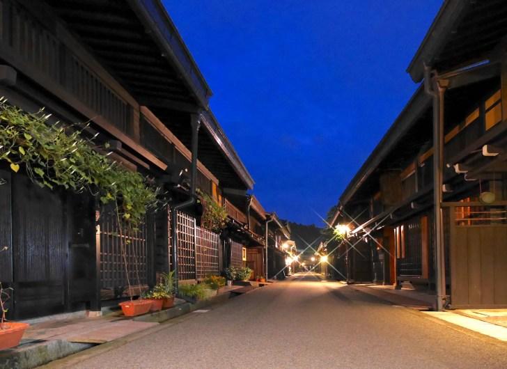 上三之町(高山市三町伝統的建造物群保存地区)