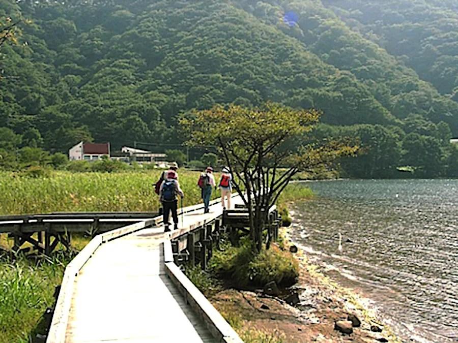 榛名公園遊歩道