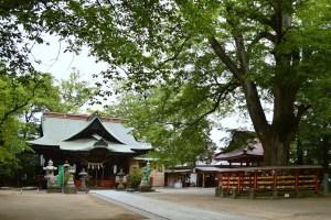 上野国総社神社