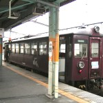 わたらせ渓谷鐵道・桐生駅