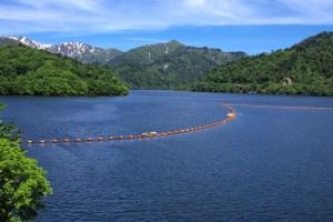 矢木沢ダム(奥利根湖)