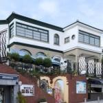 神戸トリックアート・不思議な領事館(旧ヒルトン邸)