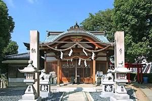 荒田八幡神社