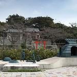 貴船神社遺跡(緑の道しるべ大川公園)