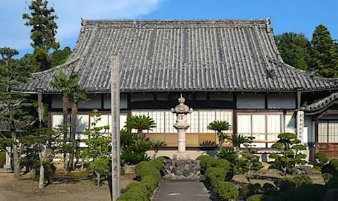雲龍寺(別所長治首塚)