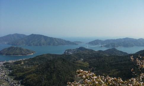 野呂山・ハチマキ展望台