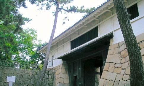 福山城・筋鉄御門