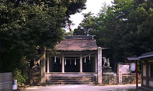 福山八幡宮・聡敏神社