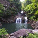 三ツ滝(三段峡)