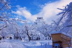 鶴ヶ城公園(若松城)