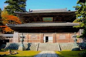 永平寺 仏殿