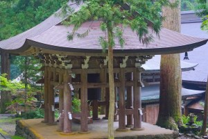 永平寺 鐘楼堂