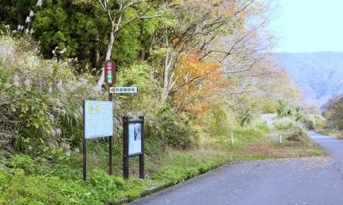 山中信号場跡(旧北陸線トンネル群)