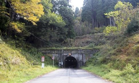 湯尾トンネル(旧北陸線トンネル群)