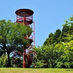 三王山自然公園(展望塔)