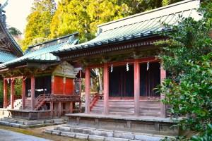 日枝神社・春日神社(筑波山神社)