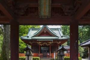 金沢東照宮 尾﨑神社