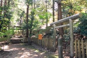 野田山・加賀藩主前田家墓所