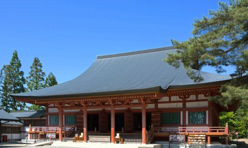 毛越寺・本堂