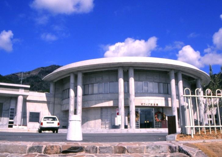道の駅小豆島オリーブ公園