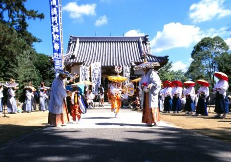 滝宮天満宮・滝宮の念仏踊
