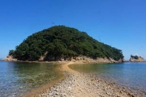 城ヶ島・希望の道
