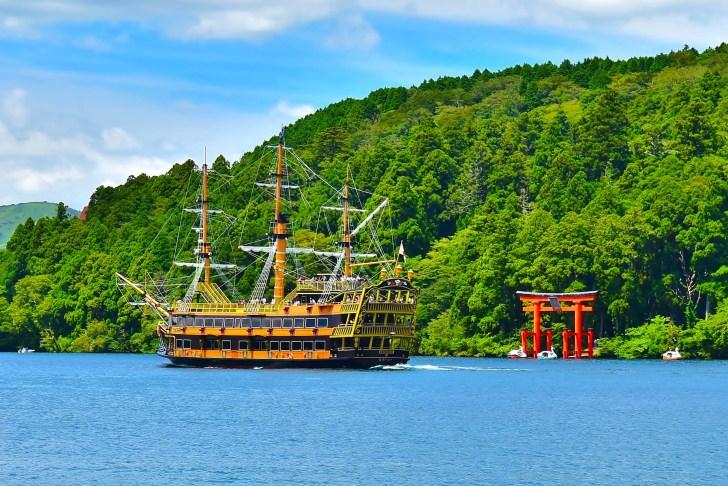 箱根海賊船(箱根観光船)