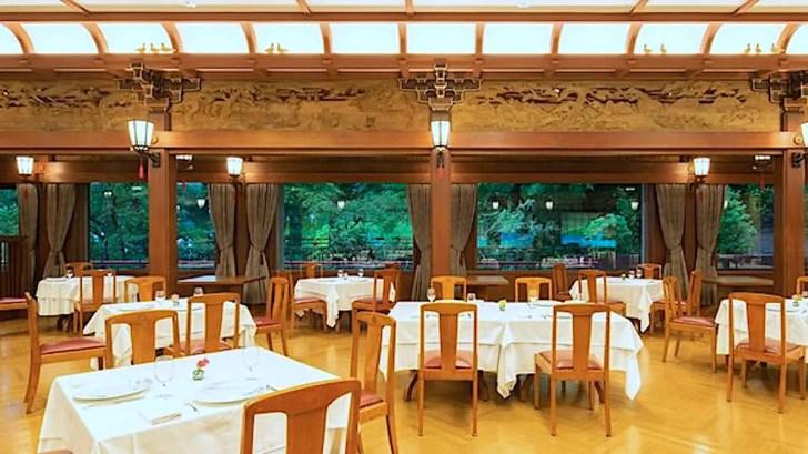 富士屋ホテル  レストラン・カスケード