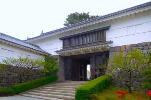 小田原城・常盤木門