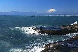 江の島・稚児ヶ淵