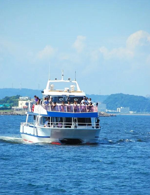 トライアングル猿島航路