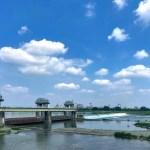 上河原堰堤