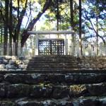 安徳天皇陵墓参考地(越知町)
