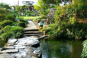 明神池名水公園