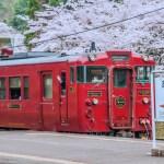 肥薩線・大畑駅(ループ線・スイッチバック駅)