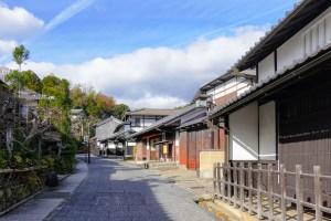 嵯峨鳥居本伝統的建造物群保存地区